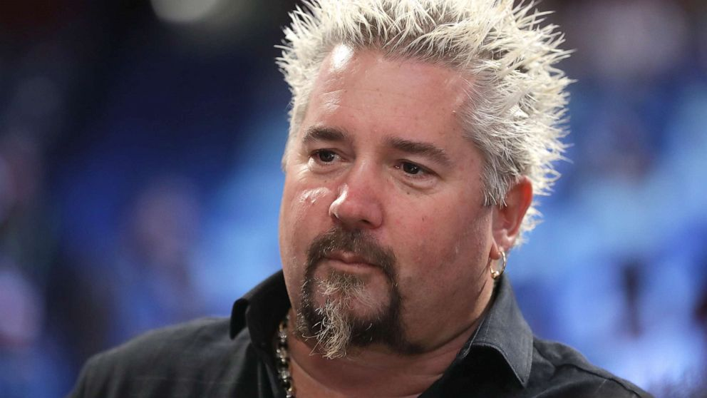 Guy Fieri Launches Relief Fund